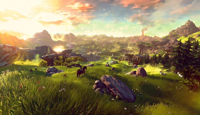 LEGEND Of ZELDA Wii U fantasy action adventure 1lzwu platform