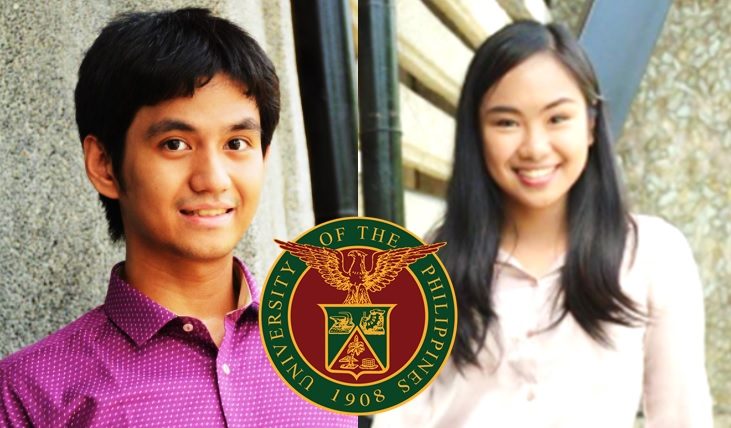 UP couple to graduate as summa cum laude of Batch 2017