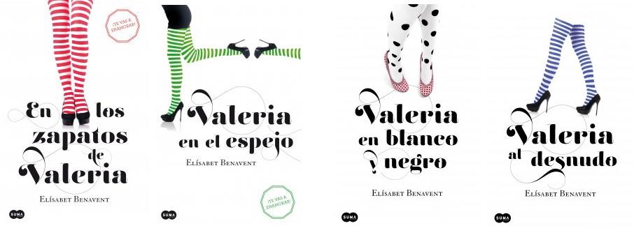 books magic and dreams en los zapatos de valeria