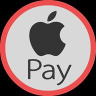 applepay button outline