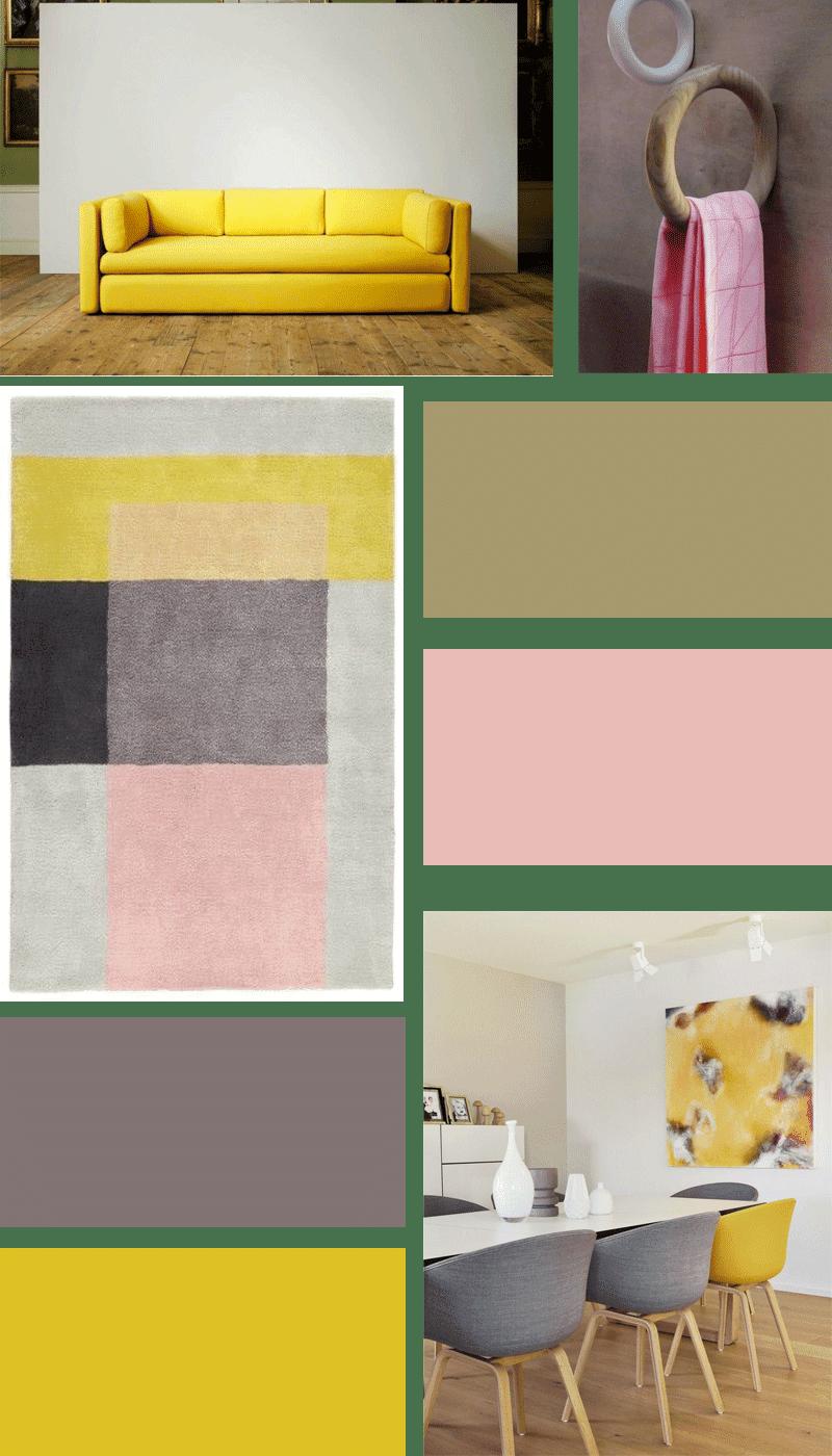 we are the figuettes spring palette du printemps. Black Bedroom Furniture Sets. Home Design Ideas