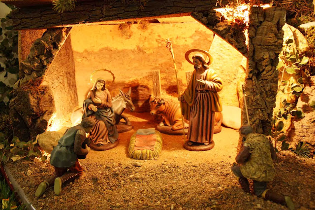This Is Alicante Life Bethlehem And Nativity Scene