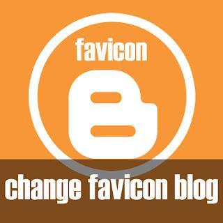 Mengubah Tampilan Favicon Blog
