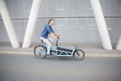 eCargo Bike by Riese and Muller
