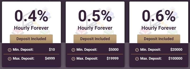 Инвестиционные планы MarlinHour