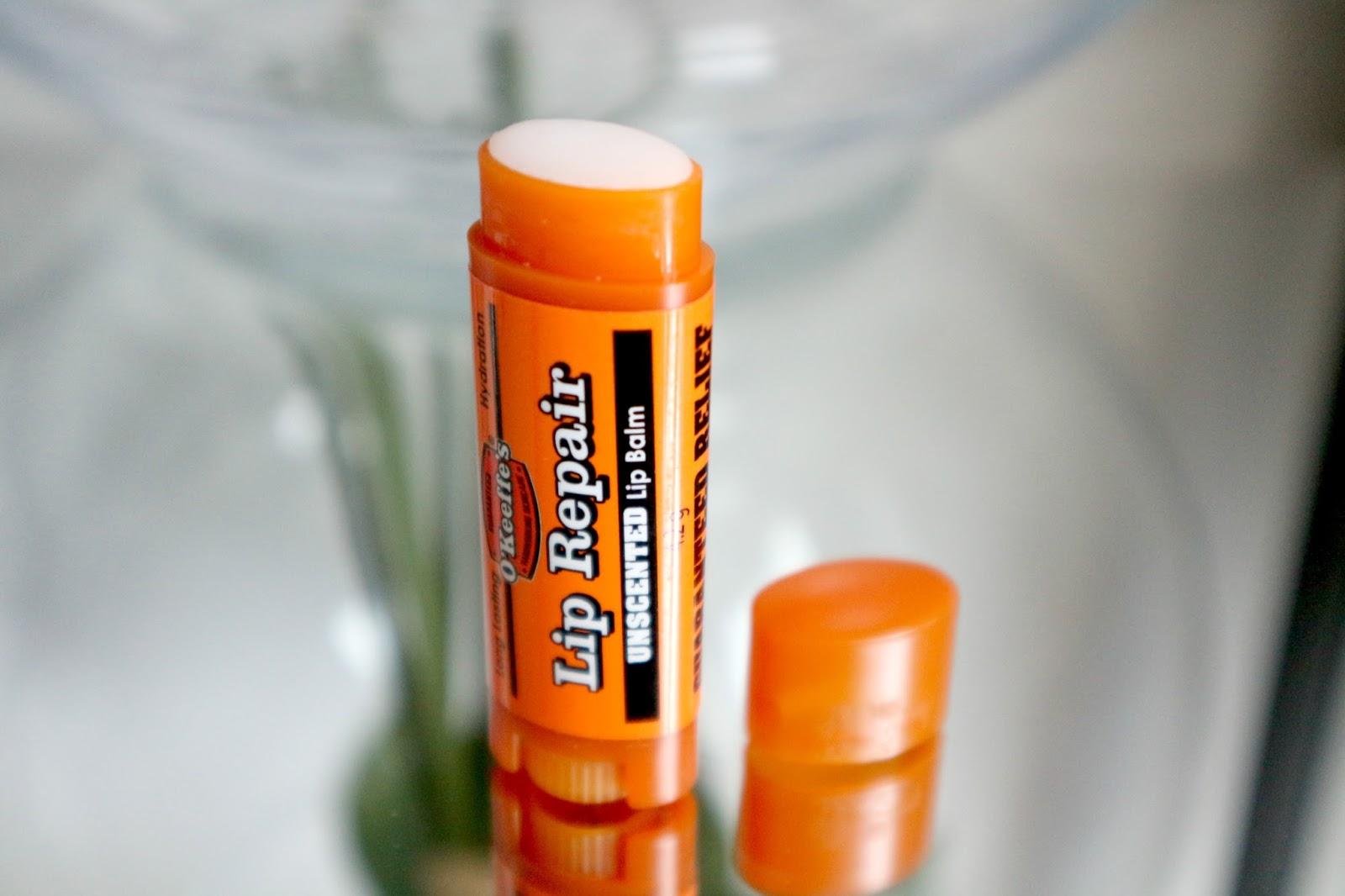 o'keefe's lip repair review