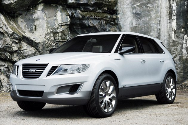 Car News 2012 Saab 9 4x