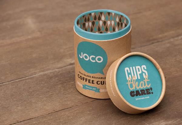 bungkusan gelas kopi dengan penutup