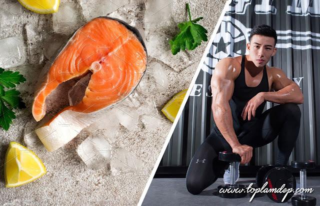 Nguồn dinh dưỡng có trong cá hồi có thực sự tốt cho Gym không?
