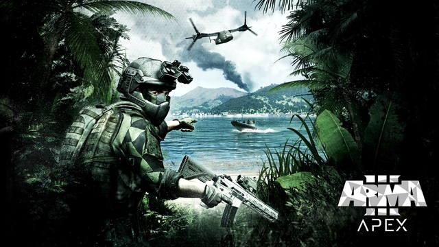Arma 3 Apex v1.70.141764 Incl DLCS MP Repack-FitGirl