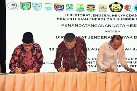 Walikota Jambi, SY Fasha : Kota Jambi Dapat Penambahan 2.000 Rumah Sambung JARGAS