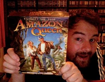 Flight of the Amazon Queen (1995) Amiga