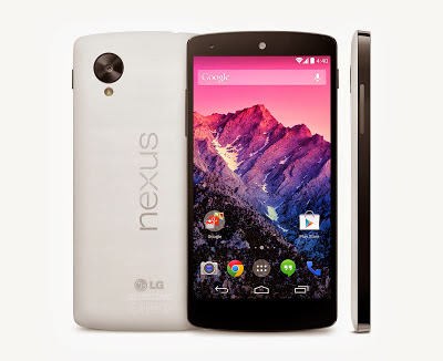 Win a Google Nexus 5