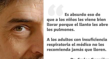 Carlos González 7 Frases Memorables Sobre Crianza