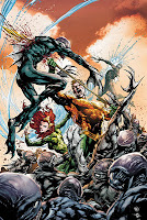 Aquaman #3 By Geoff Johns, Ivan Reis, Joe Prado, Rod Reis, Nick J. Napolitano