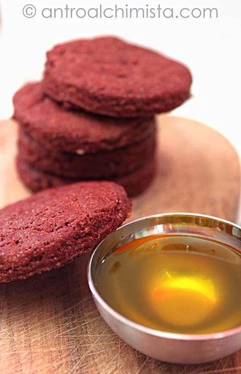 Biscotti al Cacao e Nocciole con Olio Extravergine di Oliva