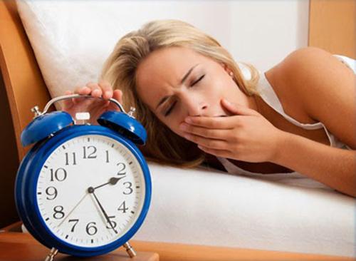 tác hại của việc thức khuya-1