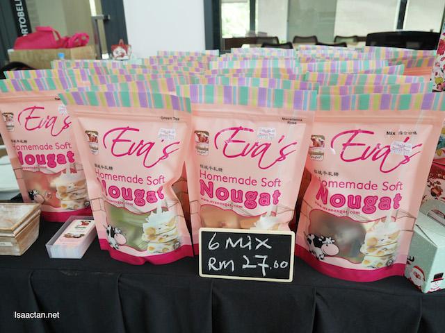 Eva's Homemade Nougat
