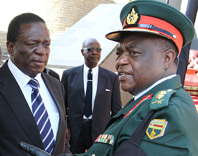General Chiwenga & Mnangagwa Removed Mugabe