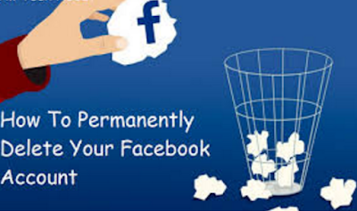 How to Delete Facebook Account Permanently Now
