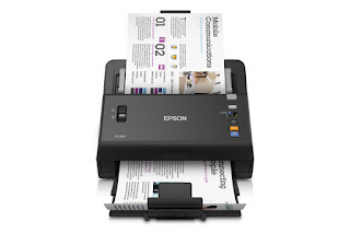 Download Epson WorkForce DS-860 drivers