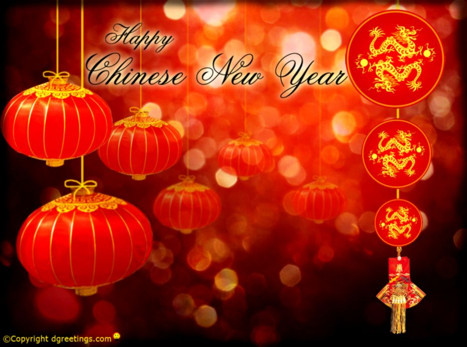 Gong Xi Fa Cai Happy New Year Chinese Wallpaper Wallpaper Gallery