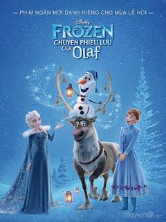 Nữ Hoàng Băng Giá: Chuyến Phiêu Lưu Của Olaf - Frozen: Olaf's Frozen Adventure (2017) | Full HD VietSub