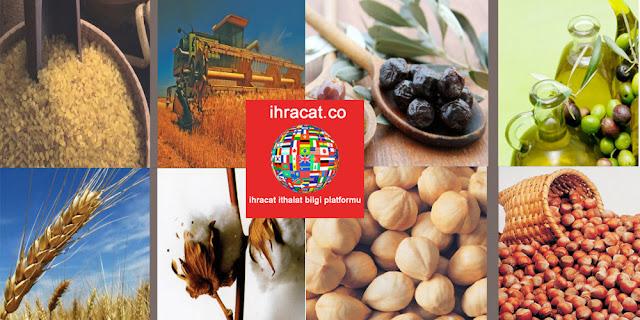 türkiye tarım ürünleri