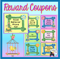 Spring Reward Coupons