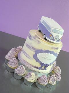 Kombi Cupcakes