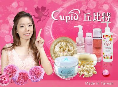 MIT『美妝保養品』品牌~丘比特專為東方女性膚質,精心研發『生技美容』聖品!