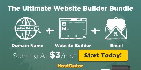 Build And Launch Your Website Today