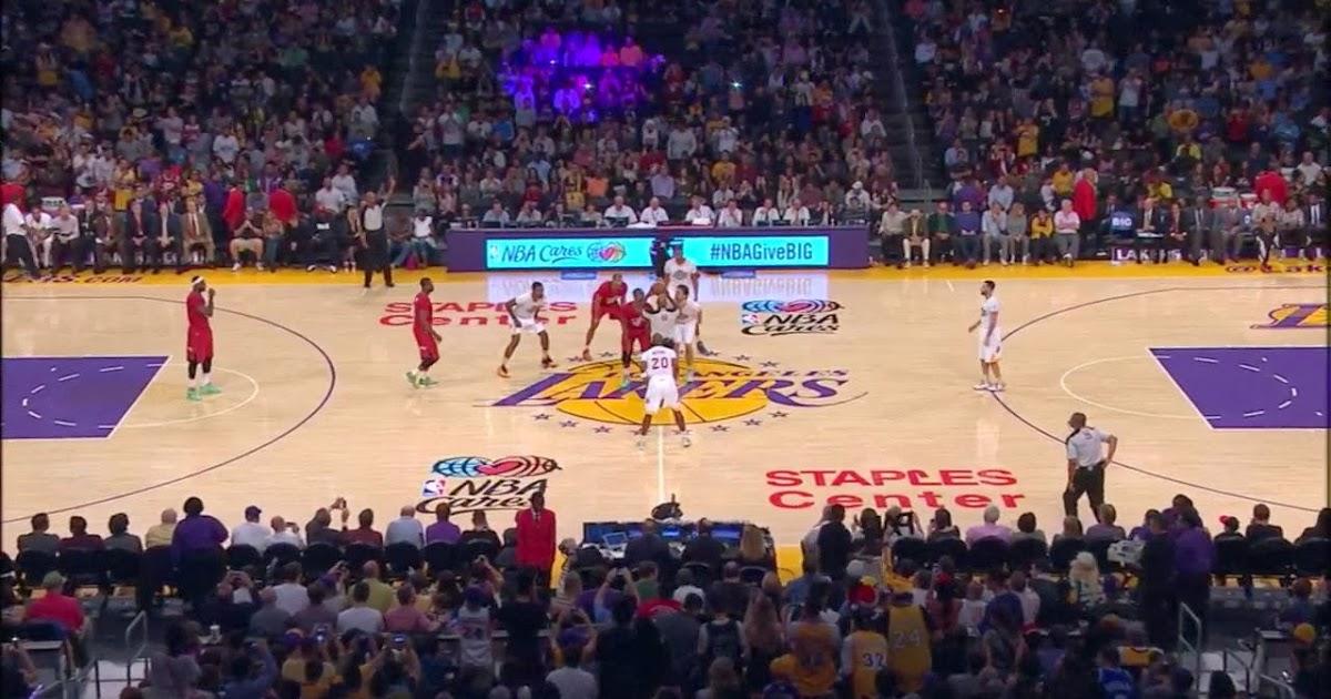 Download NBA Chrstmas Day Miami Heat vs Los Angeles Lakers ...
