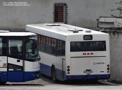 MAN SL222, Arriva Kędzierzyn-Koźle