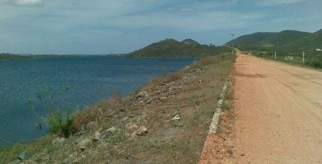 Engenheiro declara que parede do açude de Boqueirão em Cajazeiras-PB pode romper