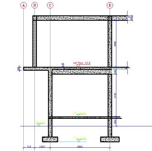 Structural Design Of Cantilever Slabs