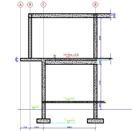 Structural Design of Cantilever Slabs - Solved Example