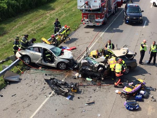 Year Old Man Dies In Car Crash