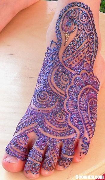 Fancy Mehndi Design: Bridal New Fancy Mehndi Designs