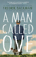 A Man Called Ove by Fredrik Backman book cover and review