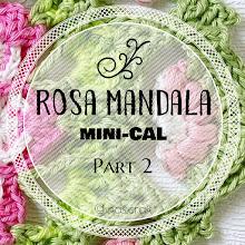 Rosa Mandala mini-CAL (part 2)