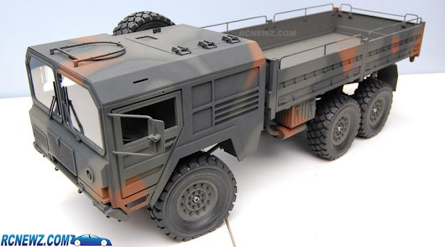 RC4WD Beast 2 6x6 RC4WD Beast 2 6x6