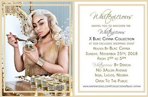 Oh! Chyna Is Coming To Nigeria Because Of Dencia