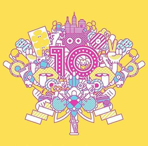 [Album] RIP SLYME – 10 (2015.09.30/MP3/RAR)
