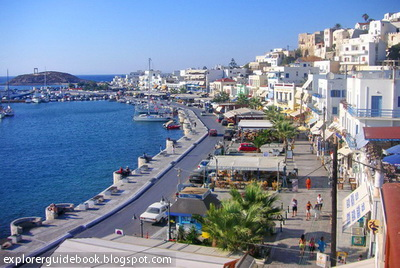 Tempat wisata di yunani santorini mykonos pulau paling indah di Yunani Naxos Greece Yunani