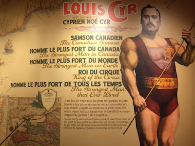 Louis Cyr French Canadian StrongMan. StrengthFighter.com