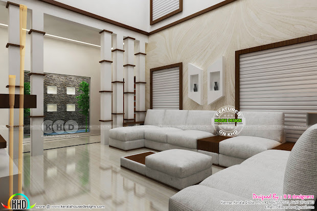Interior Design Work