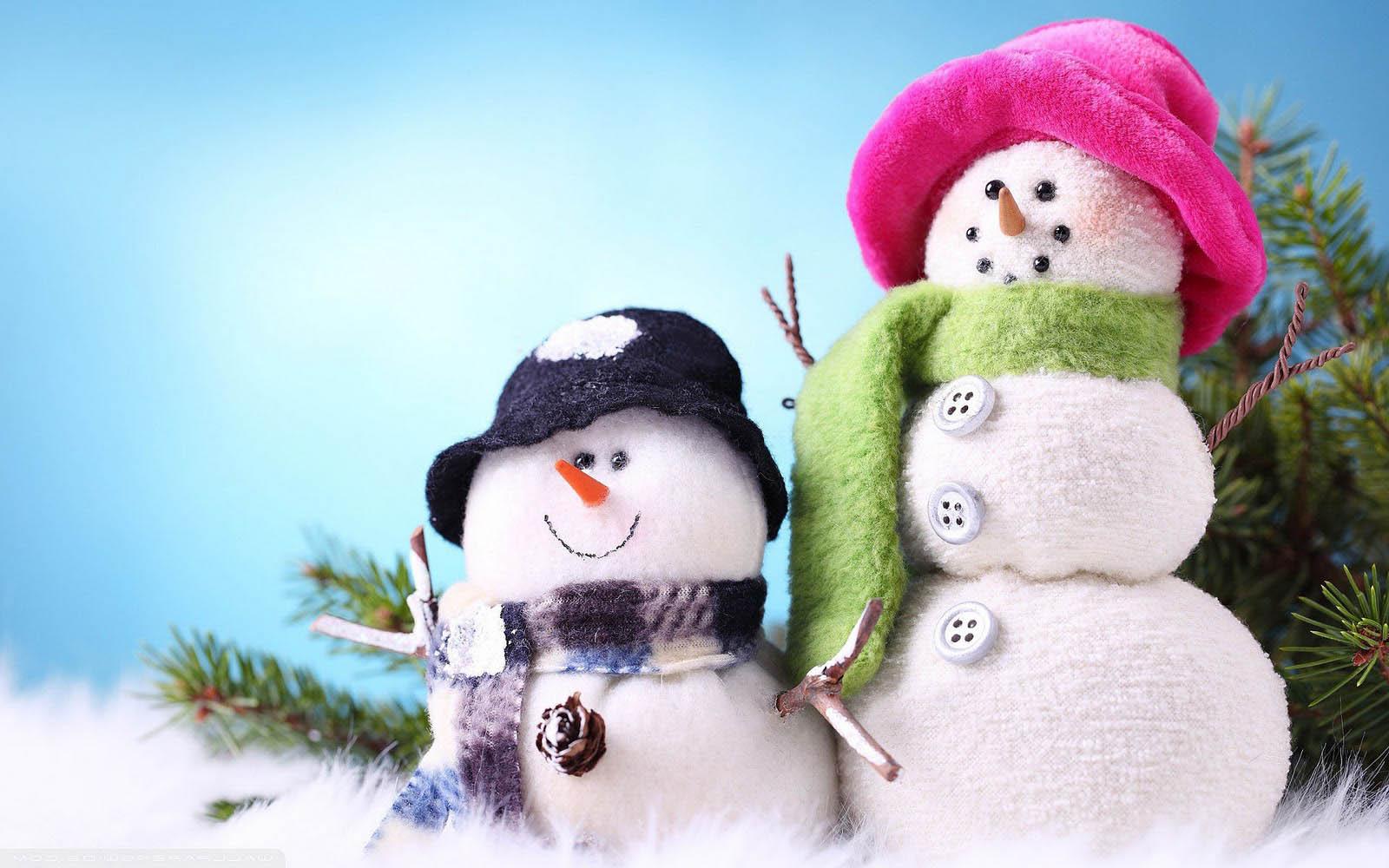 snowman desktop background - photo #25