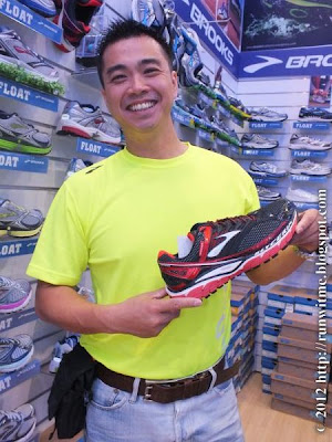 RUNNING WITH PASSION: Brooks Glycerin 10 Has Outrun The