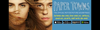 paper towns soundtracks-kagittan kentler muzikleri